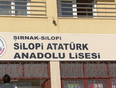 SIYAR - Silopi Atatürk Anadolu Lisesine Kamera Sistemi Yerleştirildi
