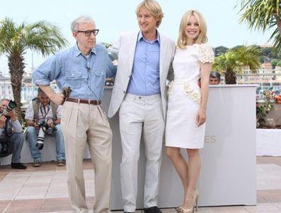 ADRİEN BRODY - Woody Allen Paris'te çok mutlu