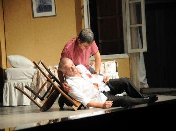 SEDA AKMAN - Don Kişot Tiyatrosu Manisalılarla Buluştu