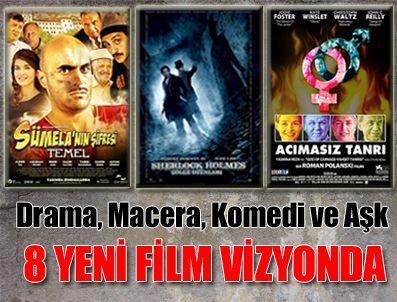 JODİE FOSTER - Bu hafta vizyona 8 mükemmel film giriyor