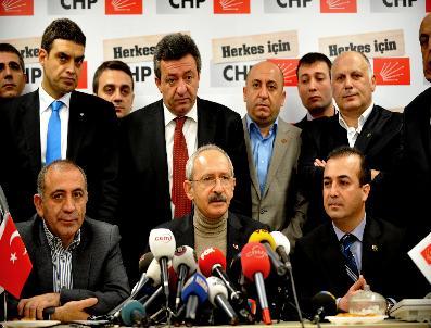 VOLTAİRE - Chp Genel Başkanı Kemal Kılıçdaroğlu: