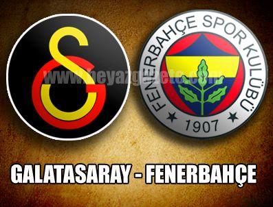 NONDA - Galatasaray Fenerbahçe maçı istatistikleri