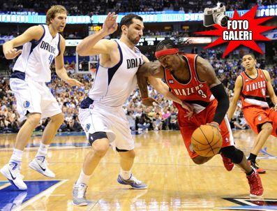 JASON KIDD - Dallas Mavericks: 101 - Portland Trail Blazers: 89