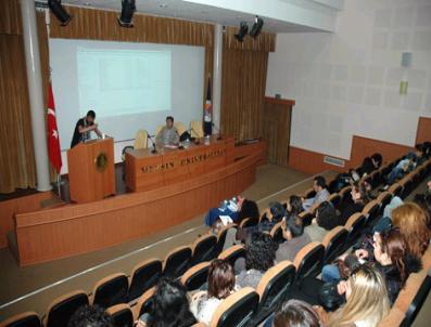 LEMAN DERGISI - Meü'de 'Güncel Sanat Stratejileri' Konferansı