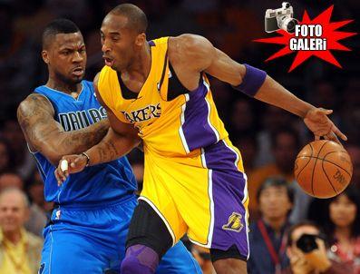 JASON KIDD - Los Angeles Lakers: 81 - Dallas Mavericks: 93
