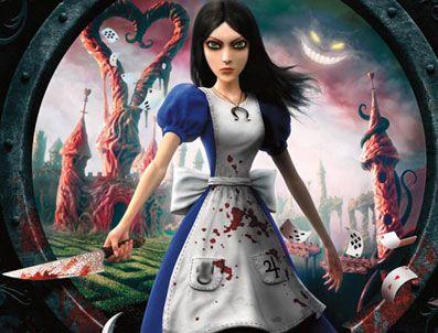 LEWİS CARROLL - Alice: Madness Returns'ün çıkış videosu hazır