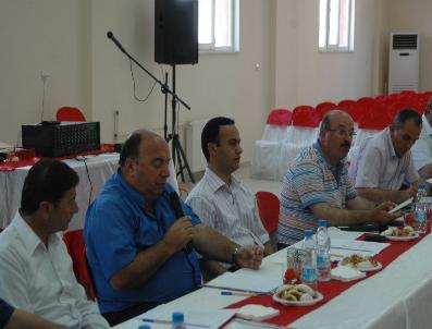Uluborlu'da Güç Birliği Platformu İlk Toplantısını Yaptı