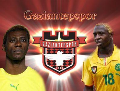 ASHANTI - Gaziantespor'dan iki transfer