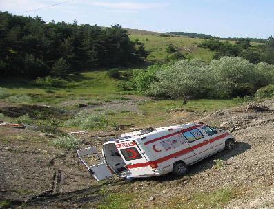 Kastamonu'da Ambulans Kazası: 2 Ölü, 7 Yaralı
