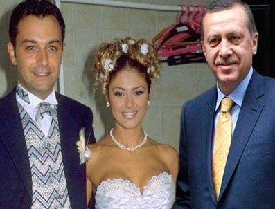 ESRA BALAMİR - Ünlü oyuncunun nikahını kıyan Başbakan bakın ne demiş...