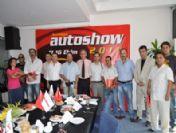 8. Antalya Autoshow 2011 Fuarı 11 Ekim`de Başlıyor