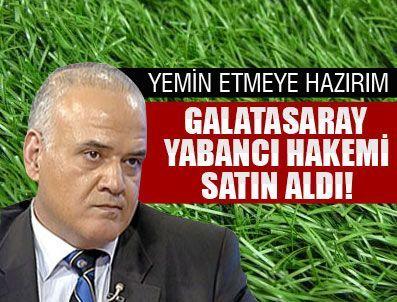 PETER SCHMEICHEL - Ahmet Çakar'dan Galatasaray için şike imasında bulundu