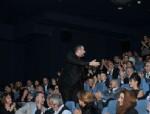 HAMDI KAHRAMAN - Ata Demirer'in Berlin Kaplanı, Kahkahalarla seyirciyle buluştu