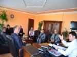 TURGAY ÜNSAL - Aziziye Kaymakamlığında Spor Masaya Yatırıldı