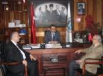 MÜMTAZ SOYSAL - Prof. Dr. Soysal, Alabaş'ı Ziyaret Etti