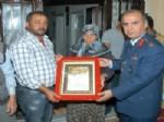 Şehit Uzman Çavuşun Ailesine Şehadet Belgesi Teslim Edildi