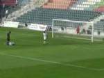 GUIZA - Öyle bir gol kaçırdı ki