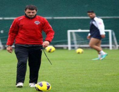 Shota Arveladze: 'kaliteli Bir Takımla Karşılaşacağız'