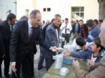 Gördes Belediyesi 3 Bin Kişiye Aşure Dağıttı