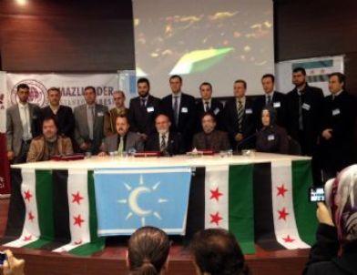 Suriye Türkmen Kitlesi Kuruluşunu İlan Etti