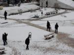 Kırşehir'de 64 Köy Yolu Kapandı