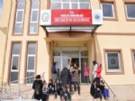 Toplum Destekli Polislik Şube Müdürlüğü'nden Öğrencilere Diş Taraması