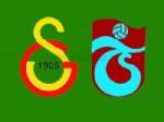 NONDA - Rakamlarla Galatasaray - Trabzonspor Maçına Doğru