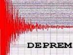 Afyonkarahisar'da 4,2 Büyüklüğünde Deprem