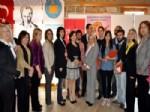 LEMAN DERGISI - 'Kadına Şiddeti Leman'la Karala' Karikatür Yarışması Ödül Töreni