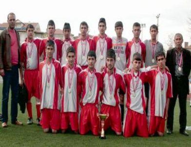 U-19 Ligi Şampiyonu Boztepe Malya Spor Oldu