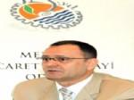 MERSIN TICARET VE SANAYI ODASı - Mersin İle Port Said Ro–Ro Seferlerinde Kıtaların Malı Taşınacak