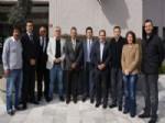 EMRE TİLEV - TSYD İstanbul Şubesi'nde Görev Dağılımı Yapıldı