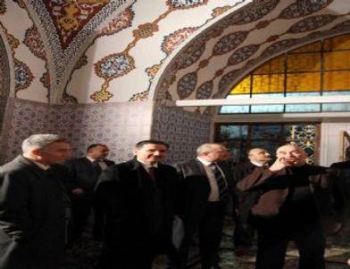 Eskişehir Valisi, Seka'daki Film Platosuna Hayran Kaldı