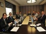 MERSIN TICARET VE SANAYI ODASı - Fuar Organizasyonda 'Bölgesel' İşbirliği