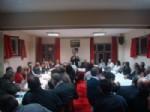 HÜSEYIN ÜLKÜ - Arguvan'ın İlçe Statüsünü Kaybetmemesi İçin Toplantı Düzenlendi