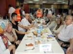 SERDEM COŞKUN - Kimse Yok Mu Derneği'nin İftar Sofrası Samsun'a Ulaştı