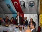 MUSTAFA TEKMEN - Ardahan Belediyesinin İftar Yemeğine Yoğun İlgi