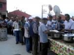 Mihalıççık Belediyesi İftar Çadırı Misafirlerini Ağırlıyor