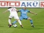 MECNUN ODYAKMAZ - Trabzonspor: 0 – Sivasspor: 0 (ilk Yarı)