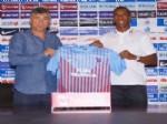 TRABZONCELL - Trabzonspor, Emerson İle 2 Yıllık Sözleşme İmzaladı