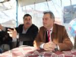 YUSUF ERBAY - Tarihi Gacık Hamamı'nda Restorasyon Başladı