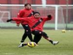 AZ ALKMAAR - Gençlerbirliği'nde Yeni Transferler İdmana Çıktı