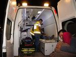 Rehabilitasyon Merkezine Ait Araç Otomobille Çarpıştı Açıklaması