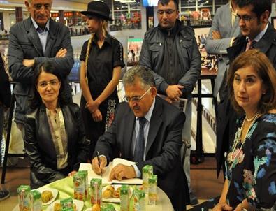 Kayseri Park'ta Ufad Sergisi Açıldı