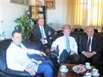 DURSUN AKDEMIR - Prof. Dr. Dursun Akdemir'den Şifa'ya Ziyaret