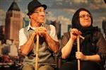 SUNA YıLDıZOĞLU - Batman Üniversitesi'nde 'yalçın Özden Tiyatrosu'Büyük İlgi Gördü