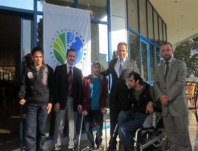 Sakarya'da Engelli Vatandaşlar ve Aileleri Bilgilendiriliyor