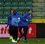 PEPSI - Trabzonspor, Legia Warszawa Maçı Hazırlıklarını Tamamladı
