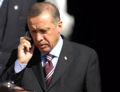 Başbakan Erdoğan'ı da dinlemişler