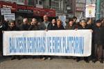 BAĞıMSıZ CUMHURIYET PARTISI - Balıkesir'de Stk Eylemi